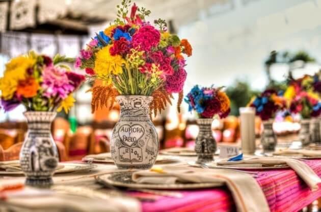 bodas al estilo mexicano