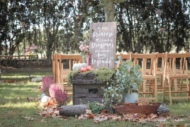 frases para bodas - carteles para boda
